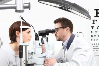 眼鏡驗光高級技師